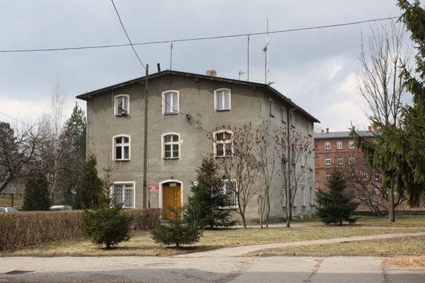 Budynek administracyjny Szpitala