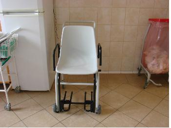 Waga Krzesełkowa w szpitalu w więcborku